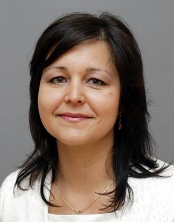 Jurinová, Erika